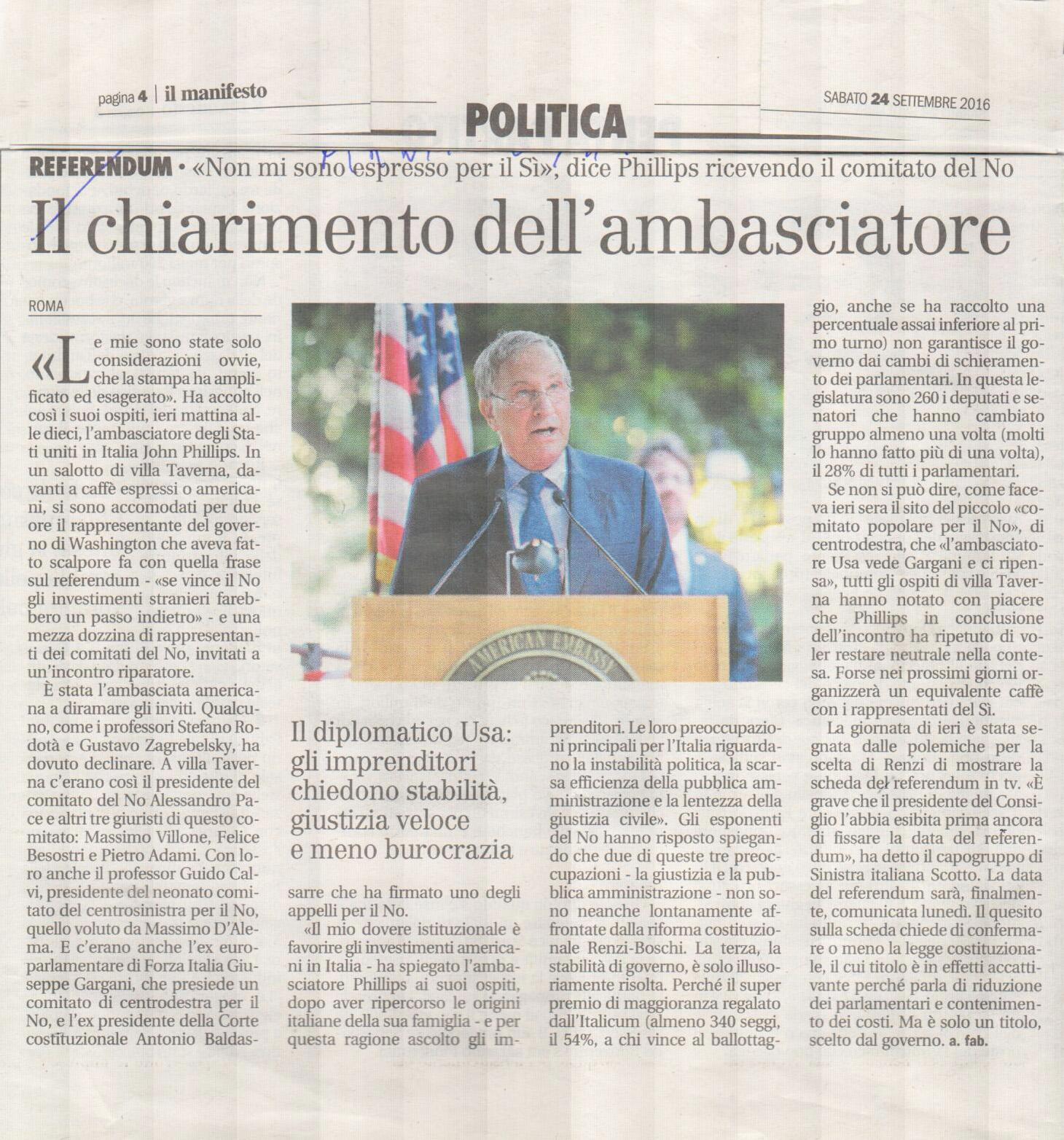 il-manifesto-24-09-16-ambasciatore-usa