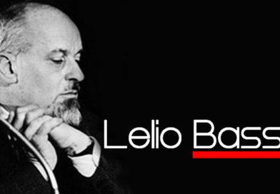 CONVEGNO INTERNAZIONALE IN ONORE DI LELIO BASSO