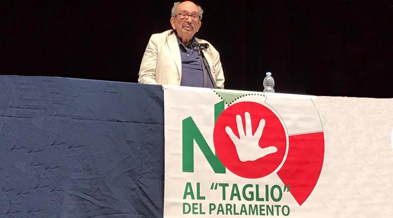 UNA DECISIONE INEVITABILE DI FORTE VALORE POLITICO E SIMBOLICO
