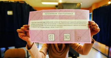 NON ARRENDERSI AL TAGLIO DEL PARLAMENTO: E' INCOSTITUZIONALE!
